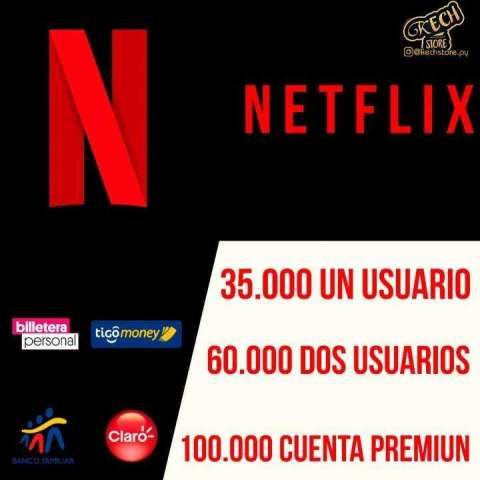Cuentas De Netflix