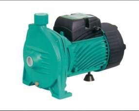 Bomba de agua centrifuga, 1/2 hp