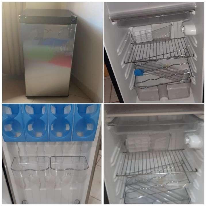 Frigobar mini refrigerador whirlpool - 0