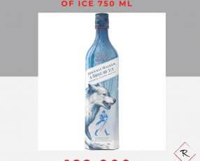 Johnnie Walker a Song of ICE 750ml