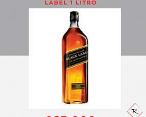 Johnnie Walker Black Label 1 litro