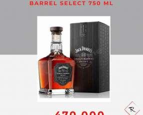 Jack Daniels Single Barrel Select 750ml
