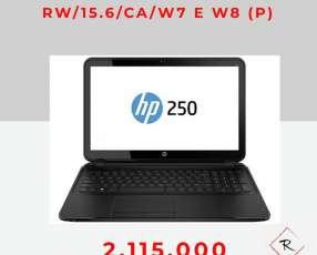 Notebook HP 250 G2 13 pulgadas 4 gb 500 gb RW