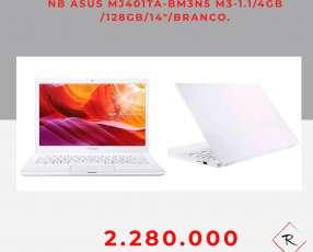 Notebook Asus 4 gb 128 gb 14 pulgadas