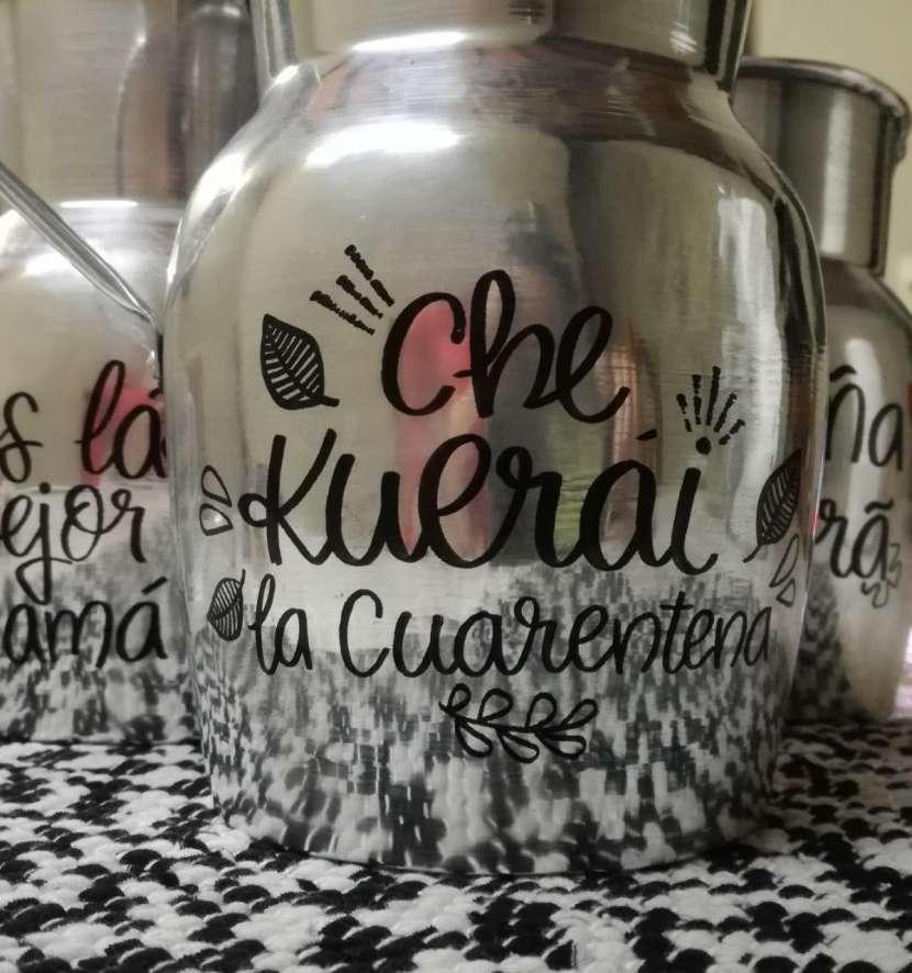 Jarras con lettering - 1
