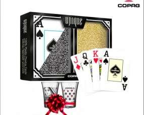 Cartas de póker Copag Unique
