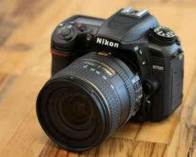 Cámara Nikon D7500 Kit 18-140mm.