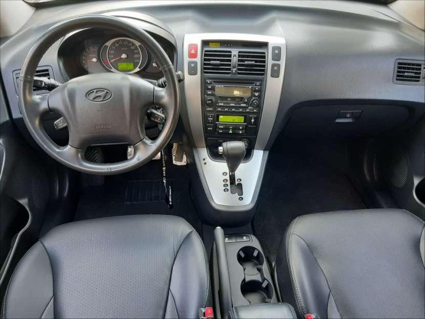 Hyundai Tucson 2005 turbo diésel automático - 5