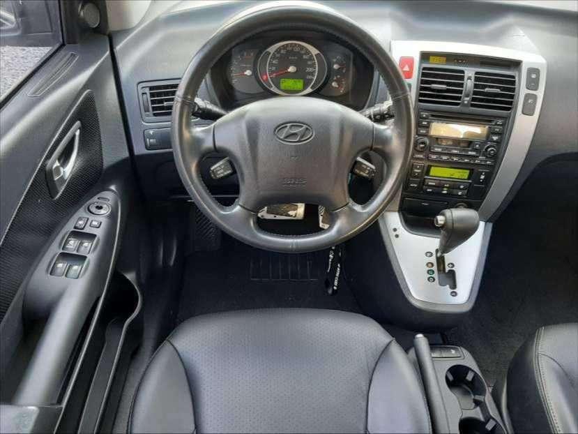 Hyundai Tucson 2005 turbo diésel automático - 6