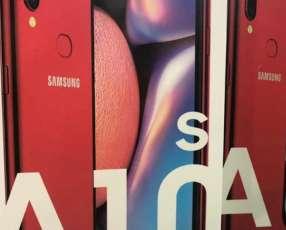 Samsung Galaxy A10s nuevo en luchocell2 mas protectores ANTISHOK de regalo
