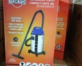 Aspiradora tokyo 30 litros agua y polvo tambor acero inoxidable
