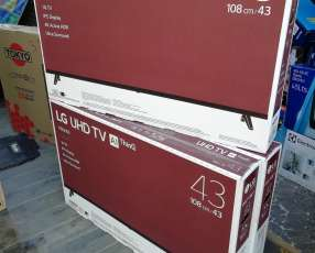 Tv led lg 43 pulgadas ultra hd 4k