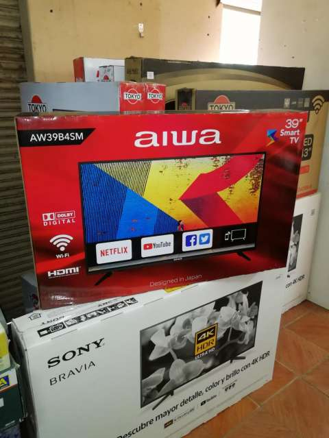 Tv led aiwa smart 39 pulgadas fullhd