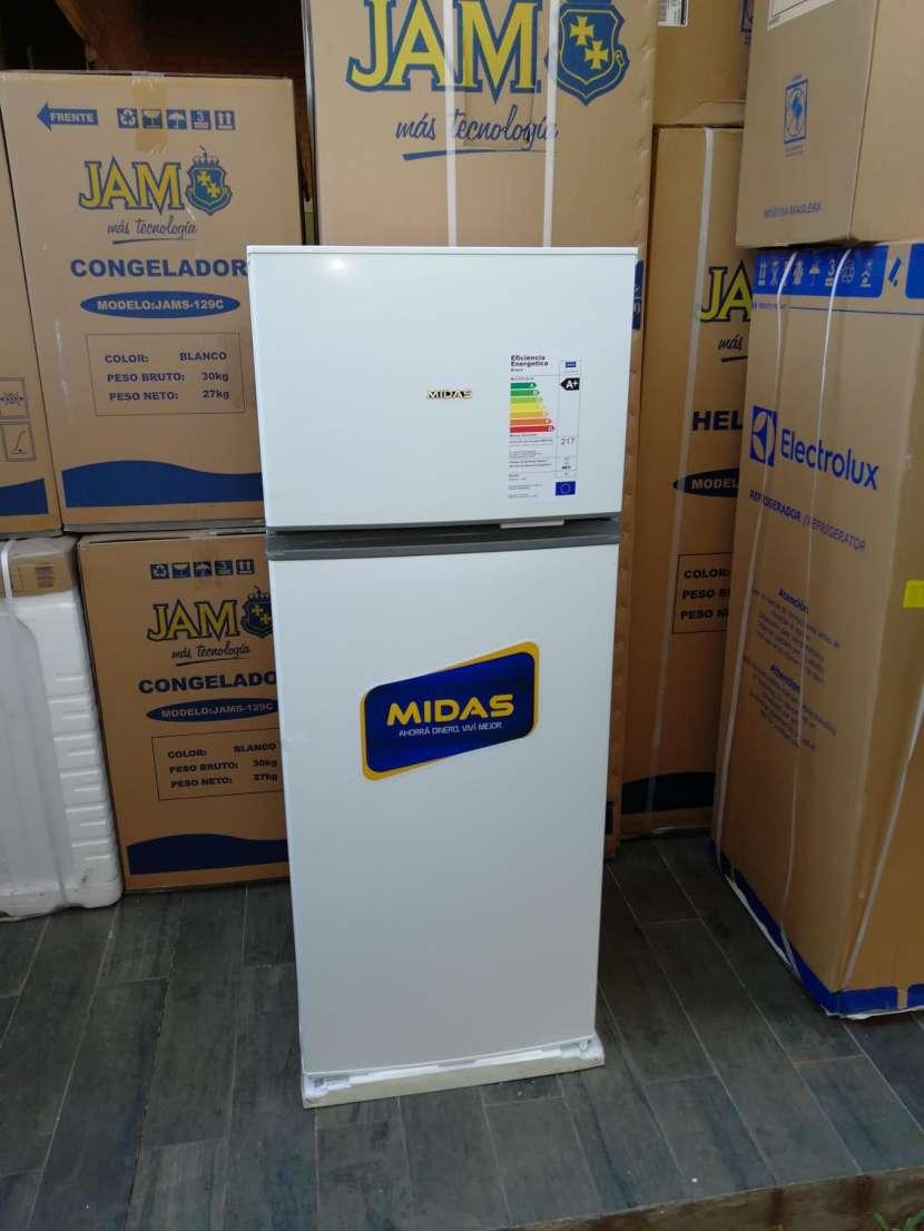 Heladera tokyo 300 litros comercial frio húmedo - 1
