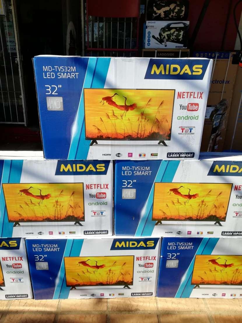 Tv Led smart midas 32 pulgadas hd - 2