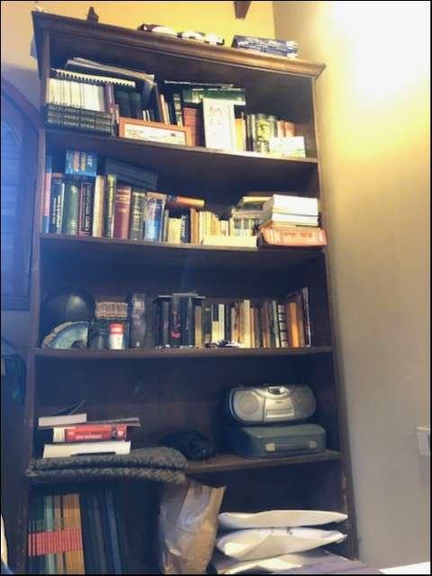 Biblioteca de madera de Timbo - 0