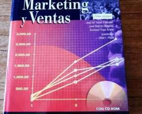 Enciclopedia de Marketing y Ventas de Editorial Océano nuevo 880 páginas