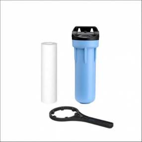 Purificador de agua carcasa con cartucho polipropileno