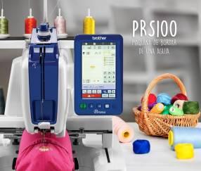 Maquina de bordar Brother PRS100