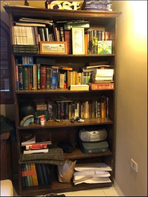 Biblioteca de madera de Timbo - 2
