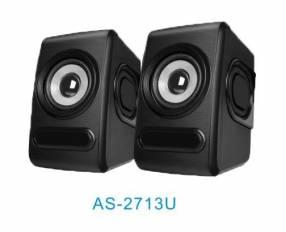 Parlante para PC SATE USB 2.0 AS-2713