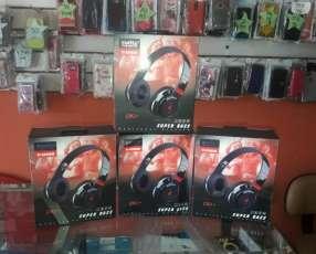 Auriculares con Cable y Micròfono EWTO