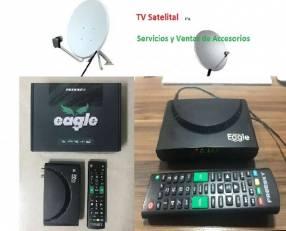 TV Satelital Servicios y Ventas de Accesorios