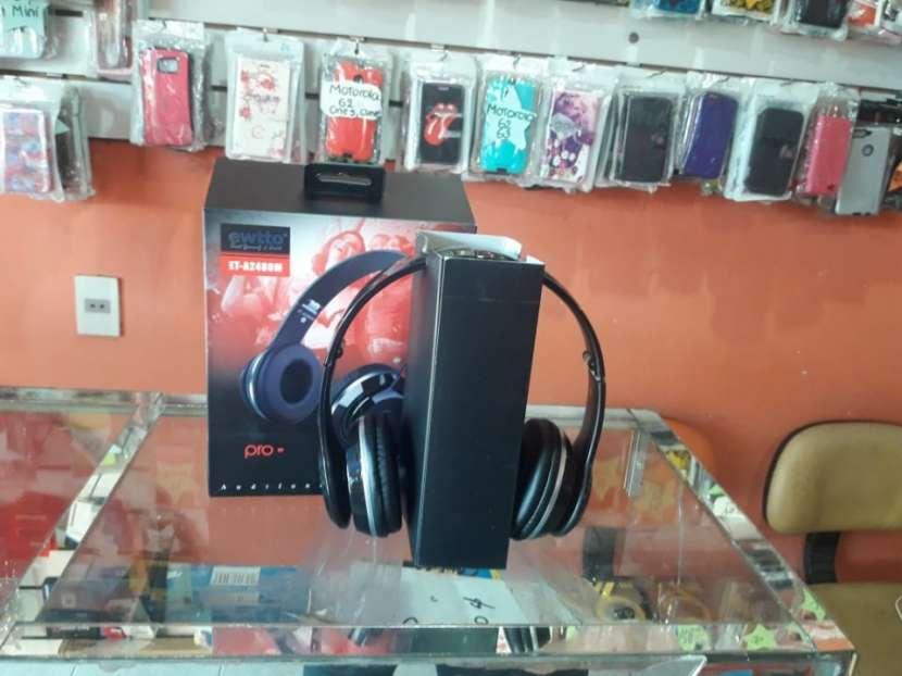 Auriculares con cable y micrófono EWTO - 4