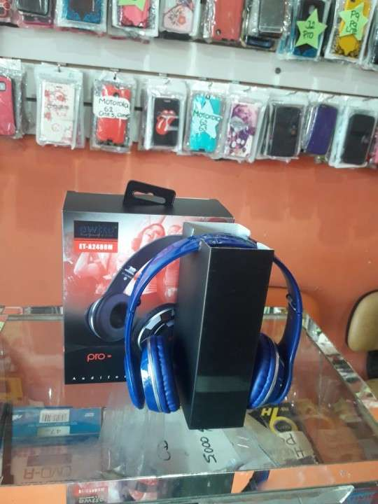 Auriculares con cable y micrófono EWTO - 3