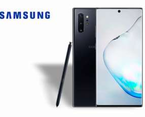 Samsung Galaxy Note 10 Plus.