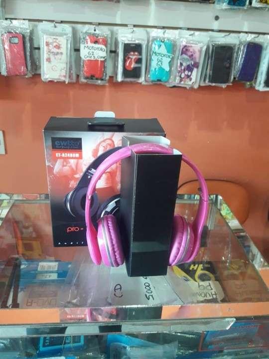 Auriculares con cable y micrófono EWTO - 2