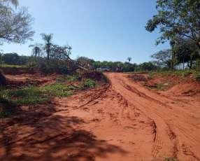 Lotes en Luque Mbarambure