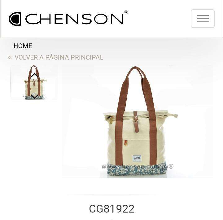 Carteras billeteras Chenson - 1