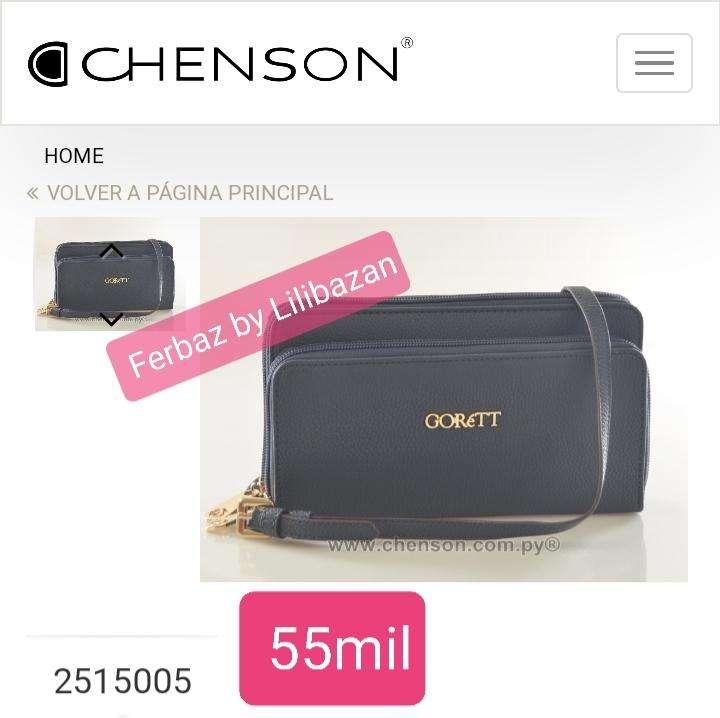 Carteras billeteras Chenson - 6