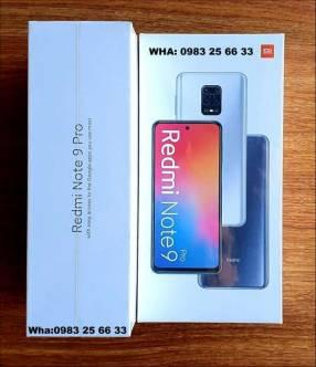 Redmi Note 9 PRO de 64 gb