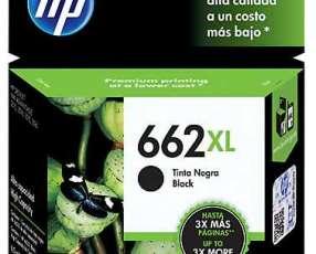 Tinta HP 662XL negra