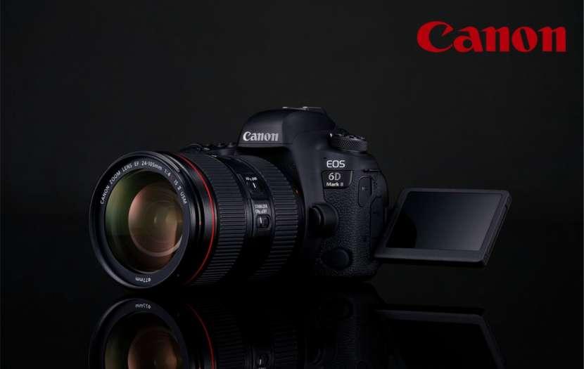Cámara Canon EOS 6D Mark II Kit de lente 24-105mm - 0