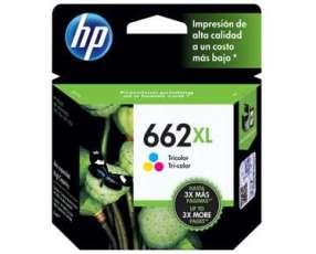Tinta HP 662XL color