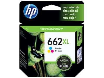 Tinta HP 662XL color - 0