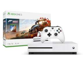 Consola Xbox One S 1TB Bundle Forza Horizon 4 blanco