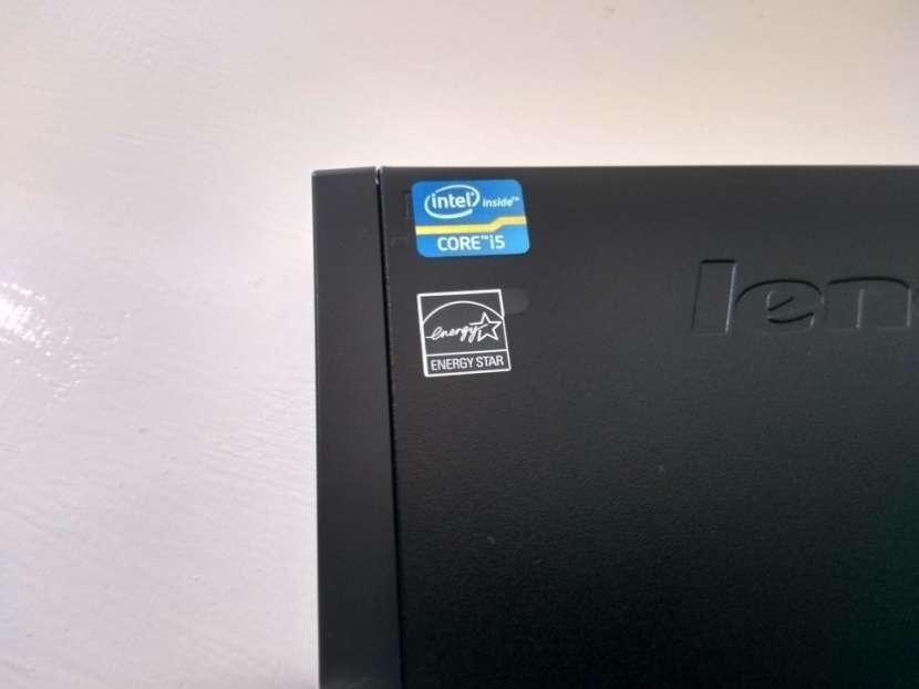 Mini PC Lenovo Intel i5 8GB RAM 500GB Disco Duro - 1