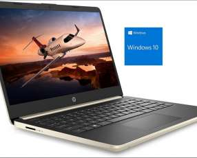 Notebook HP Ryzen 14.