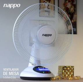 Ventilador de mesa Nappo 16 pulgadas NVM-036