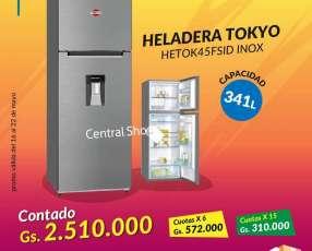 Heladera Tokyo 341L