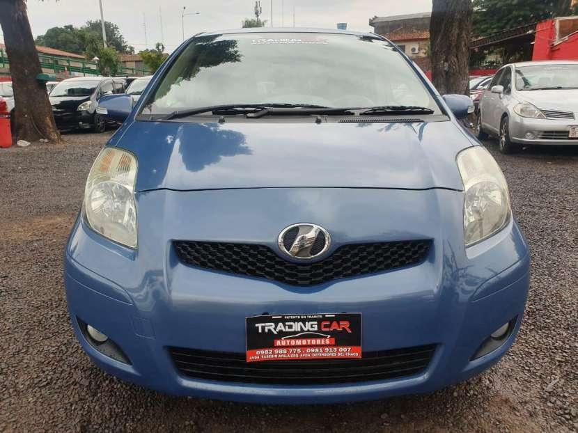 Toyota New vitz 2009/2008 recién importado llantas deportivas - 1