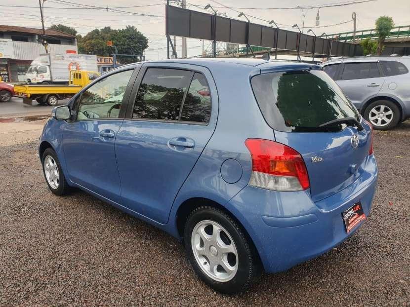 Toyota New vitz 2009/2008 recién importado llantas deportivas - 5