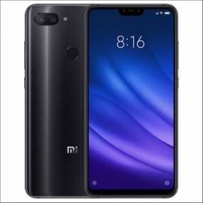 Smartphone Xiaomi Mi 8 Lite DS 4/64GB 6.26 12+5MP/24MP A8.1