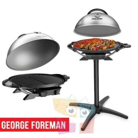 Parrilla eléctrica GFO3320S de George Foreman