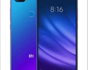 Smartphone Xiaomi Mi 8 Lite DS 4/64GB 6.26 12+5MP/24MP A8.1