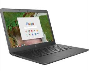Notebook HP Chromebook 14 G5 HP-3PD87UT de 14 com Celeron N3